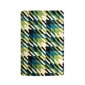 Artsy Modern Rugs Houndstooth