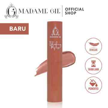 Madame Gie Blushing My Lips – MakeUp Tinted Lip Balm
