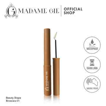 Madame Gie Beauty Shape Browcara - MakeUp Mascara Alis