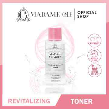 Madame Gie Madame Clarify Face Toner - Skin Care