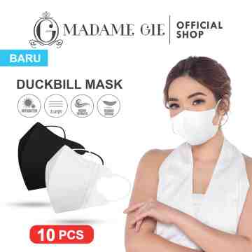Madame Gie Protect You Duckbill Face Mask – Masker Kesehatan 10 Pcs