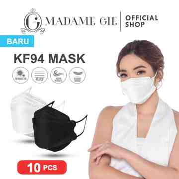 Madame Gie Protect You KF94 Mask - Masker Kesehatan Isi 10 Pcs