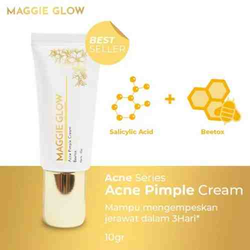 MAGGIE GLOW Acne Pimple Cream