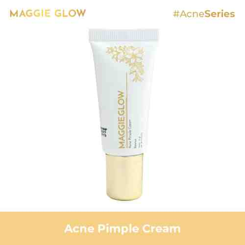 MAGGIE GLOW Acne Pimple Cream - 10gr