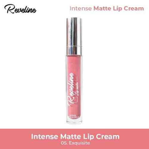 Reveline Intens Matte Lip - 05 Exquisite
