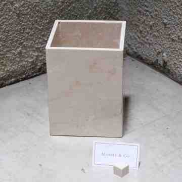 Aperto Marble Box Large