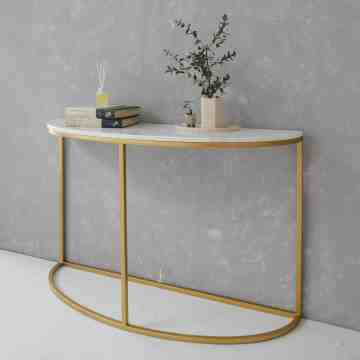 Claudette Console Table