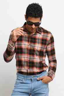 Lerry Flannel Shirt
