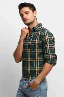 Atley Flannel Shirt