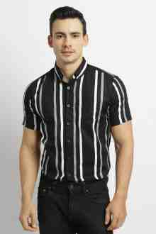 Kenzie Stripe Casual Shirt