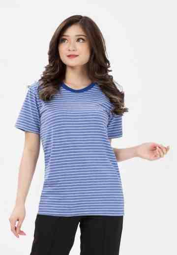 Stripe Cotton T-Shirt image