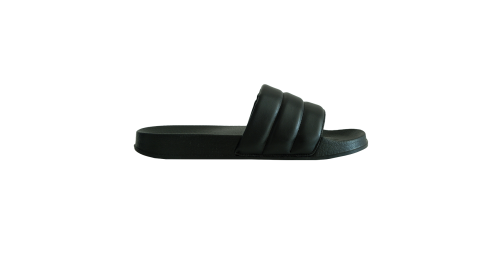 Nakedsol Easy Slides Black