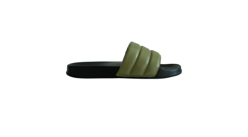 Nakedsol Easy Slides Midnight Green