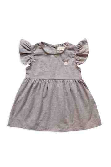 Cara Dress Dark Brown