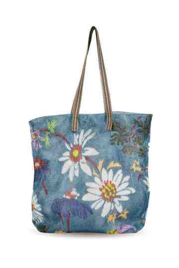 Mesh Tote Bag Sunflower