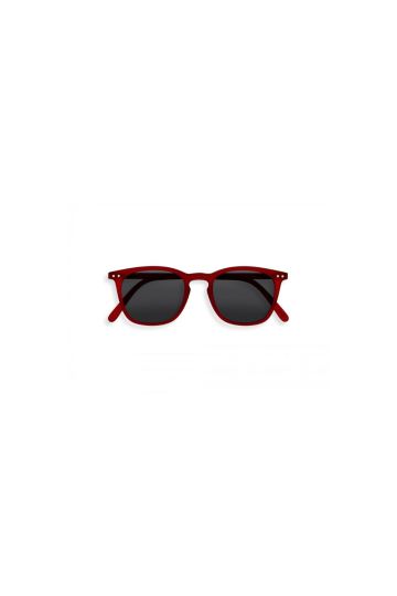 E Sun Red Crystal Sunglasses