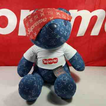Supreme x LV Teddy Bear