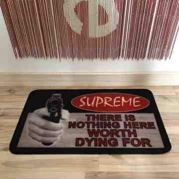 FW17 Supreme Welcome Mat