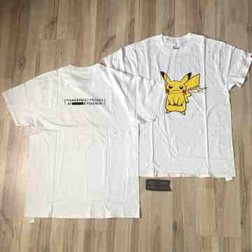 Fragment x Pokemon Tee Pikachu