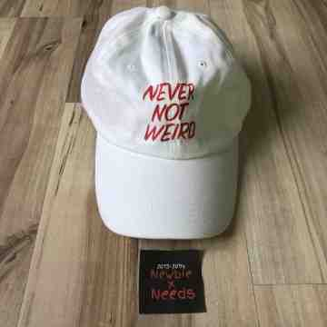 ASSC Never Not Weird Cap