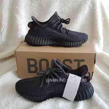 Yeezy 350 V2 Black Full Reflective