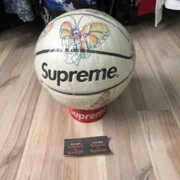Supreme Gonz Basketball Ball