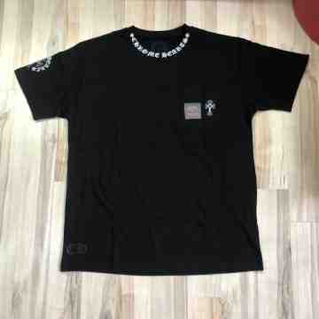 Chrome Hearts Neck Logo Tee