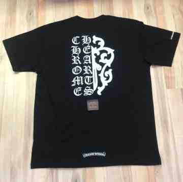 Chrome Hearts Pocket Tee with Dagger Logo