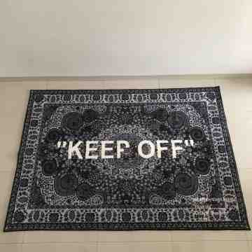 Off White x Ikea Keep Off Rug