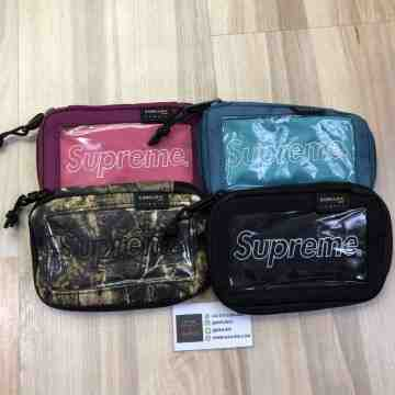 FW19 Supreme Small Zip Pouch