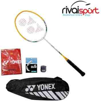Raket Badminton YONEX NANORAY LIGHT 11i (ORANGE/WHITE)