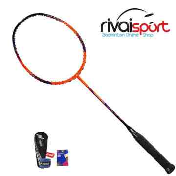 Raket Badminton Nimo IKON 200 - ORANGE