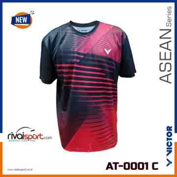 Baju Badminton VICTOR AT-0001 C