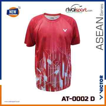 Baju Badminton Victor AT-0002 D