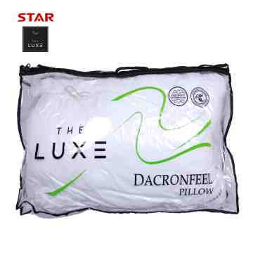 The Luxe Pillow Dacroon feel image