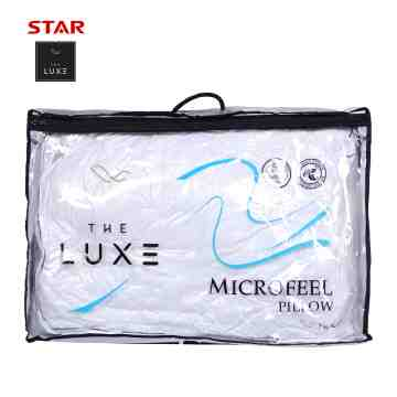 The Luxe Pillow Micro feel image