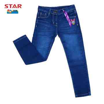 That's Donald Girls Long Pants Navy 510.0170.1N