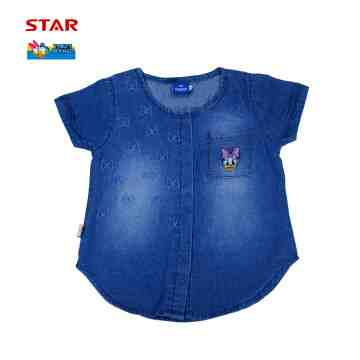 That's Donald Girls Blouse 512.0220.2N