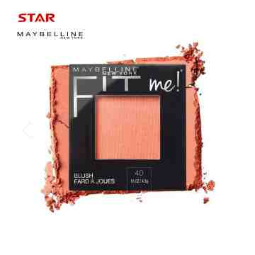 MAYBELLINE FIT ME MONO BLUSH PEACH image