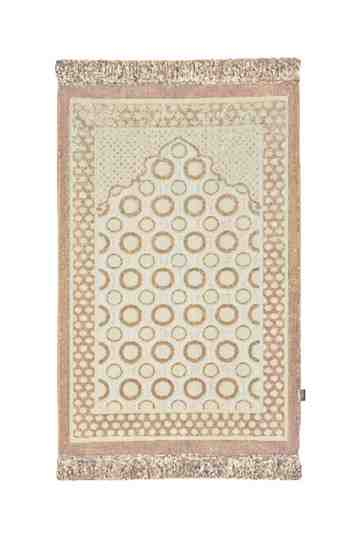 Tatuis Signature Prayer Mat Gold Motif B image