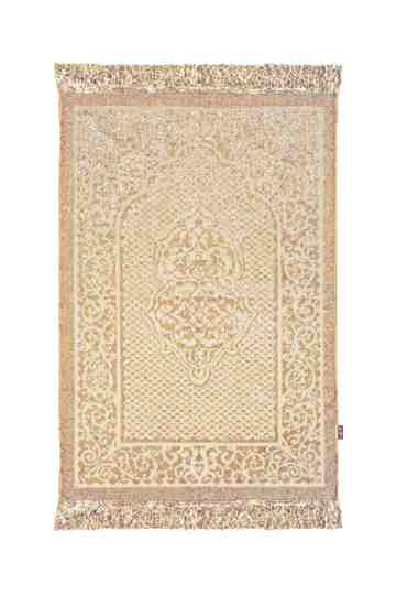 Tatuis Signature Prayer Mat Gold Motif D image