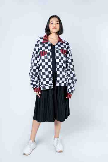 Sesalur Checker Jacket image
