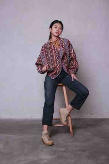 Songket Jacket image