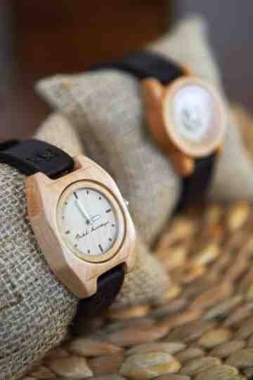 Basic Wooden Watch image