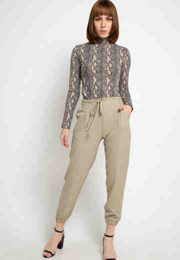 Paisley Long Pants