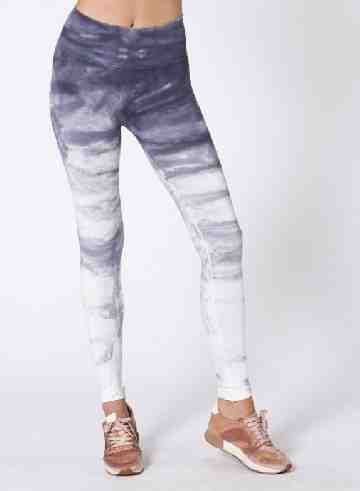 Mesa Legging Slate Waterfall Wash