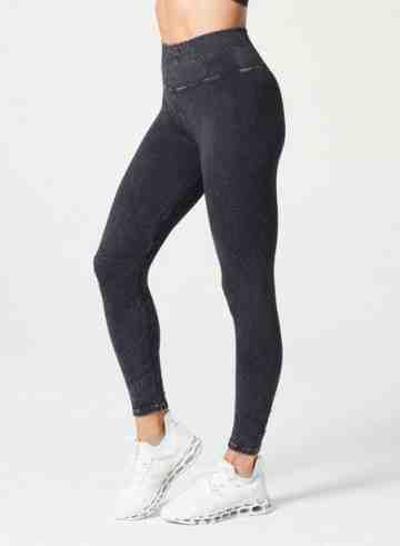 Shapeshifter 7/8 Legging Black