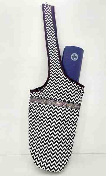Sling Yoga Bag Ripples