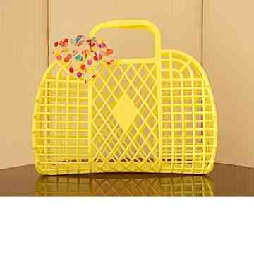 Eden Basket - Yellow image